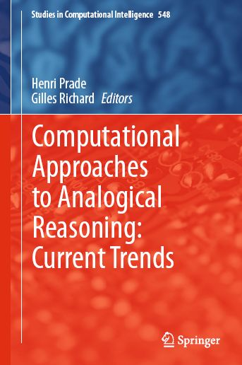 Computational Approaches to Analogical Reasoning: Current Trends (repost)
