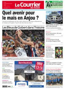 Le Courrier de l'Ouest Nord Anjou – 12 septembre 2019