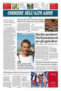 Corriere dell'Alto Adige - 26 Aprile 2018