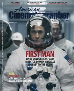 American Cinematographer - November 2018