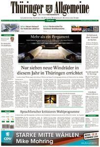 Thüringer Allgemeine – 23. Oktober 2019