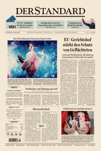 Der Standard – 15. Mai 2019