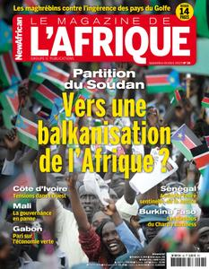 New African, le magazine de l'Afrique - Septembre - Octobre 2012