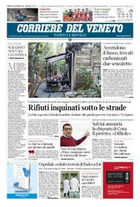 Corriere del Veneto Padova e Rovigo – 23 novembre 2018