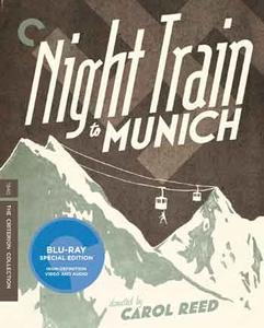 Night Train to Munich (1940) [The Criterion Collection]