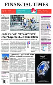 Financial Times UK – July 04, 2019