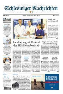Schleswiger Nachrichten - 27. April 2018