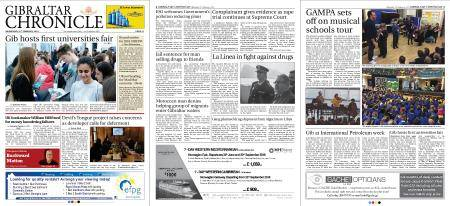 Gibraltar Chronicle – 21 February 2018