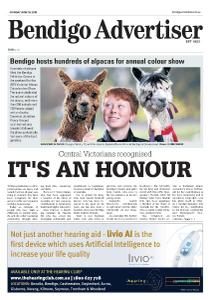 Bendigo Advertiser - June 10, 2019