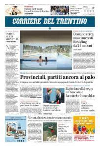 Corriere del Trentino - 26 Luglio 2018