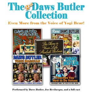 «The 2nd Daws Butler Collection» by Daws Butler