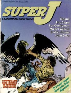 SuperJ - Tome 4
