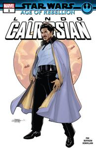 Star Wars-Age Of Rebellion-Lando Calrissian 2019 Digital Kileko