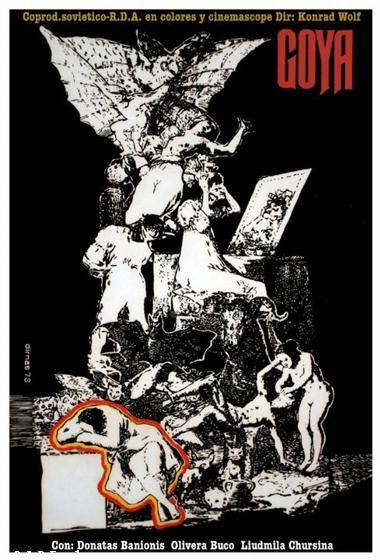 Goya - oder Der arge Weg der Erkenntnis / Goya, or the Hard Way to Enlightenment (1971)