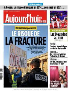 Aujourd'hui en France du Samedi 24 Novembre 2018
