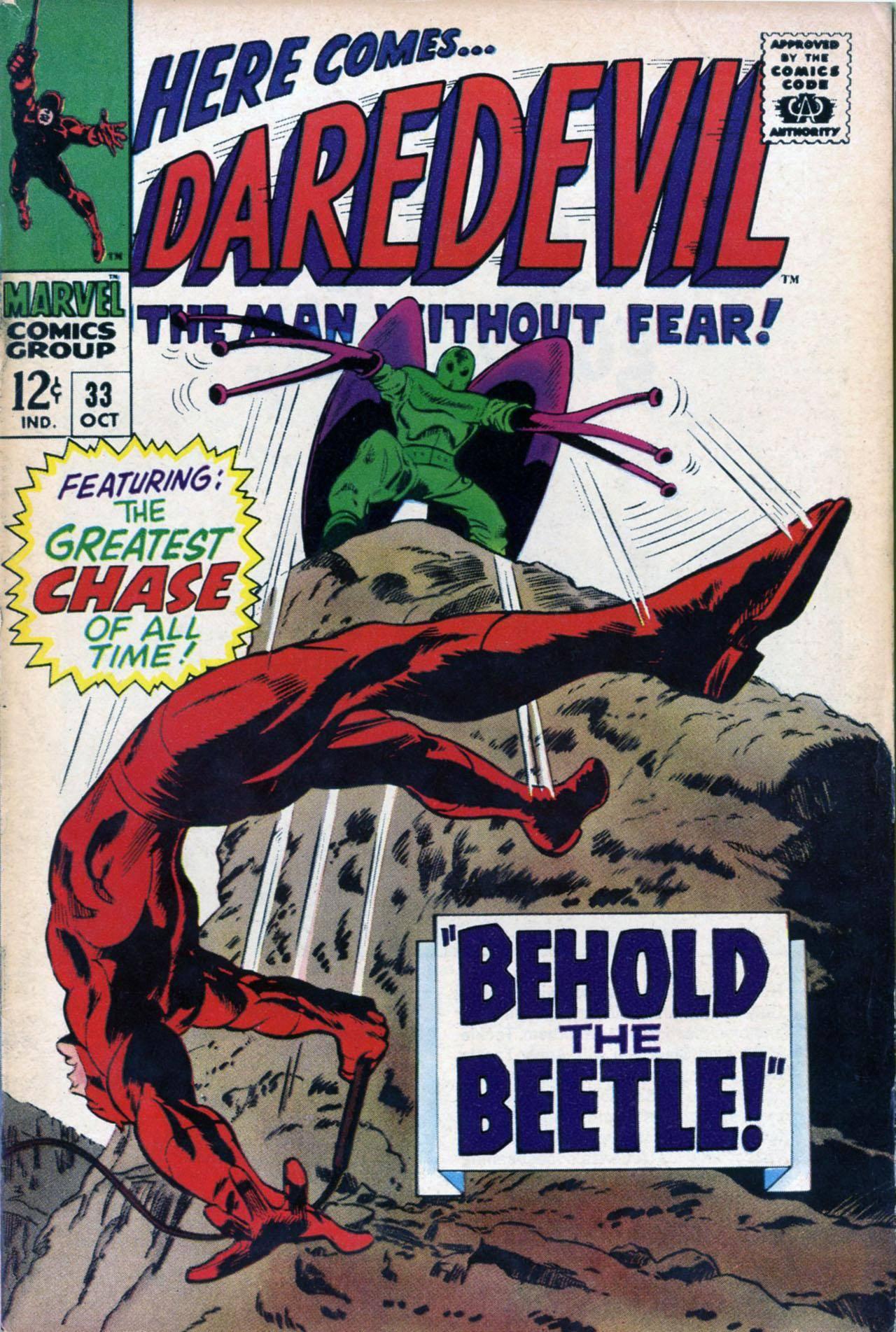 DD 1 1964 - 512 2011 [33 of 514] Daredevil - 1967 - 033 cbz