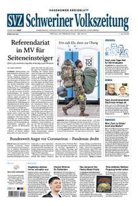 Schweriner Volkszeitung Hagenower Kreisblatt - 28. Februar 2020