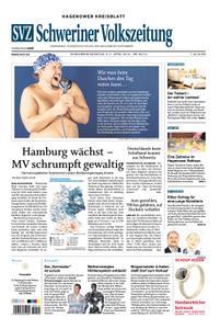 Schweriner Volkszeitung Hagenower Kreisblatt - 06. April 2019