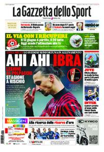 La Gazzetta dello Sport Bergamo – 26 maggio 2020