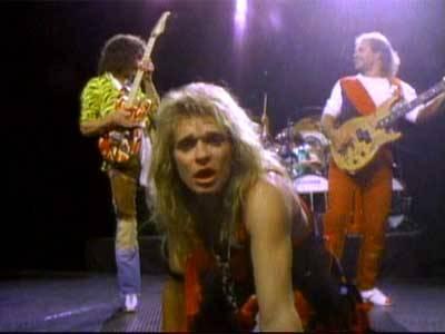 Van Halen - Jumps (VOB)
