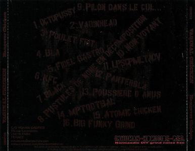Vaginal Chicken - Hangover Chicken (2009) {Inhuman Homicide}