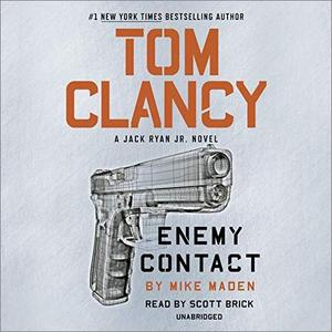 Tom Clancy Enemy Contact [Audiobook]