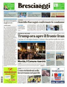 Brescia Oggi - 14 Ottobre 2017