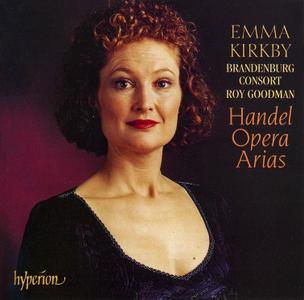 Emma Kirkby, Roy Goodman, The Brandenburg Consort - Handel: Opera Arias and Overtures Vol.1 (1996)