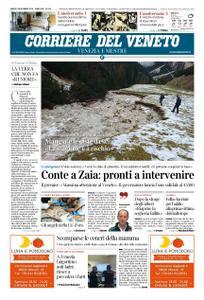 Corriere del Veneto Venezia e Mestre – 03 novembre 2018