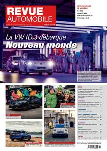Revue Automobile – 14 novembre 2019