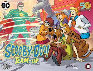 Scooby-Doo Team-Up 096 2019 digital Son of Ultron