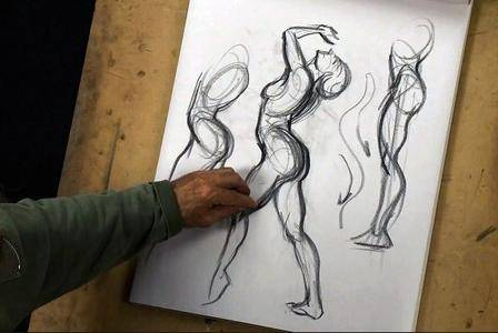 The Gnomon Workshop - Drawing the Figure Volume One - Capturing the Gesture