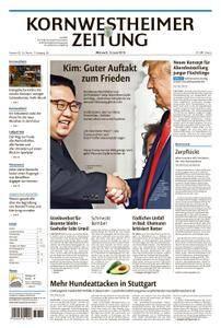 Kornwestheimer Zeitung - 13. Juni 2018