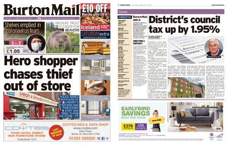 Burton Mail – February 29, 2020