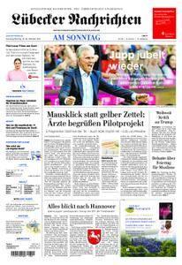 Lübecker Nachrichten Ostholstein Süd - 15. Oktober 2017