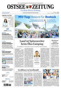 Ostsee Zeitung Wolgast - 22. Mai 2018