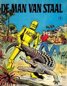 Archie De Man Van Staal - 06 - De Inca Stad