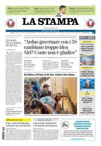La Stampa Torino Provincia e Canavese - 28 Aprile 2019