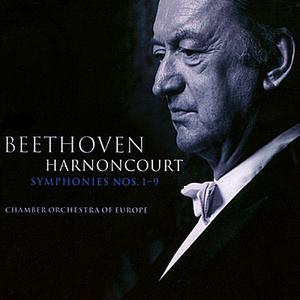 Symphonie N 1 - Harnoncourt - Chamber Orchestra of Europe