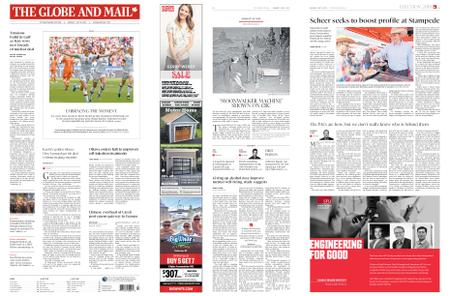 The Globe and Mail – July 08, 2019