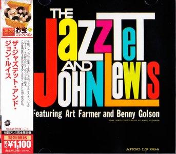 The Jazztet and John Lewis ft. Art Farmer and Benny Golson (1961) {2013 Japan Jazz The Best Series 24-bit Remaster UCCU-9749}