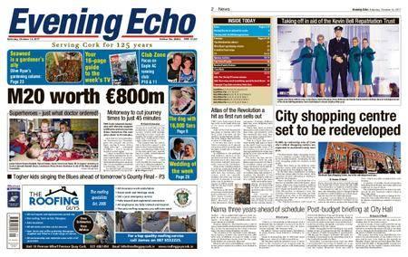 Evening Echo – October 14, 2017
