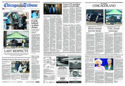 Chicago Tribune – February 23, 2019