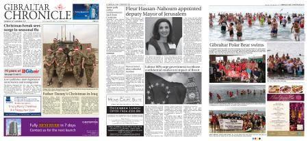 Gibraltar Chronicle – 28 December 2017