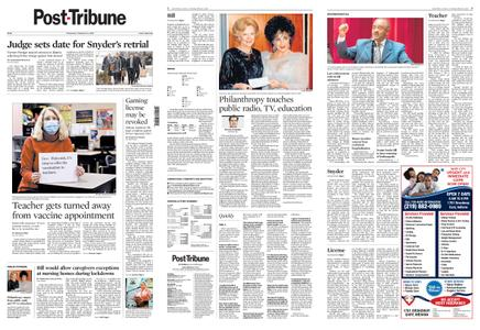 Post-Tribune – February 04, 2021