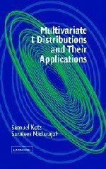Multivariate t distributions and their applications