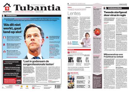 Tubantia - Enschede – 24 maart 2020