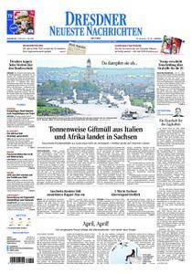 Dresdner Neueste Nachrichten - 02. Mai 2018
