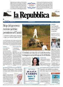 la Repubblica - 17 Ottobre 2017