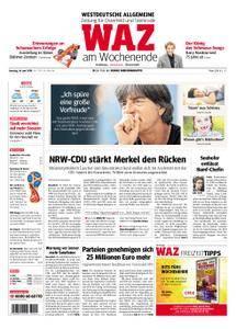WAZ Westdeutsche Allgemeine Zeitung Oberhausen-Sterkrade - 16. Juni 2018